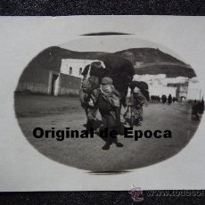 Militaria: (JX-885)FOTOGRAFIA DE BEDUINOS,AFRICA. Lote 37254299