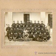 Militaria: REGIMIENTO DE INFANTERIA DE WAD-RAS Nº50 1914. Lote 37540302