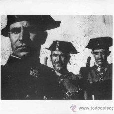 Militaria: REPRODUCCION FOTOGRAFIA GUARDIA CIVIL - W. EUGENE SMITH - MAGNUM PHOTOS. Lote 37616880