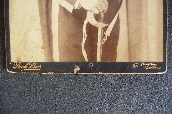 Militaria: (JX-983)FOTOGRAFIA DE D.JOSE MARIA MESIAS DEL BARCO Y FITZ JAMES STUART,V DUQUE DE TAMAMES AÑO 1901 - Foto 5 - 38201707