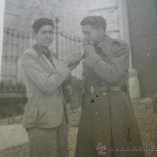 Militaria: FOTOGRAFÍA SOLDADO AVIACIÓN.. Lote 38383349
