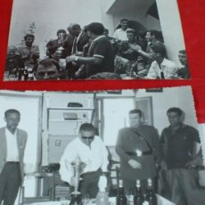 Militaria: ALCALDE, JEFE LOCAL DEL MOVIMIENTO, GUARDIA CIVIL Y GUARDIA DE FRANCO, 12-4-66 FALANGE. Lote 38415833