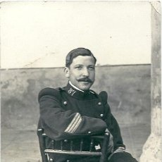 Militaria: 2020 - ANTIGUA FOTOGRAFÍA DE UN MILITAR - DATA 1915 . Lote 38445865