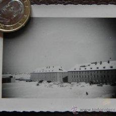 Militaria: FOTOGRAFIA DE CIUDAD NEVADA - SEGUNDA GUERRA MUNDIAL , ESCRITA 1942. Lote 38605957