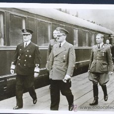 Militaria: HOFFMAN FOTO DE HITLER. Lote 38864987