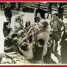 Militaria: FOTO, FOTOGRAFIA GUERRA CIVIL ? , SERVICIO PROPAGANDA CATALUÑA , ORIGINAL ,F603. Lote 39025102