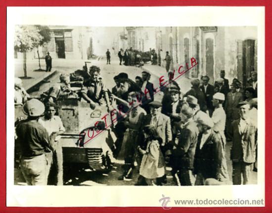 FOTO, FOTOGRAFIA GUERRA CIVIL ? , SERVICIO PROPAGANDA CATALUÑA , ORIGINAL ,F613 (Militar - Fotografía Militar - Guerra Civil Española)