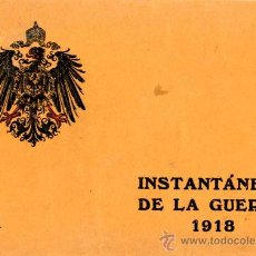 Militaria: INSTÁNTANEAS DE LA GUERRA 1918 NUM 4 . Lote 39026112
