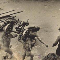 Militaria: VLADIMIR JUDIN. DE LA SERIE: EL PASO DEL RIO. 1944 ORIGINAL DE EPOCA, VINTAGE. FOTO SOVIETICA, SEGU. Lote 39066539