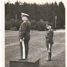 Militaria: HERMANN GÖRING EN DESFILE. FOTOGRAFÍA ORIGINAL EN PAPEL AGFA BROVIRA DE LA ÉPOCA. Lote 39337145