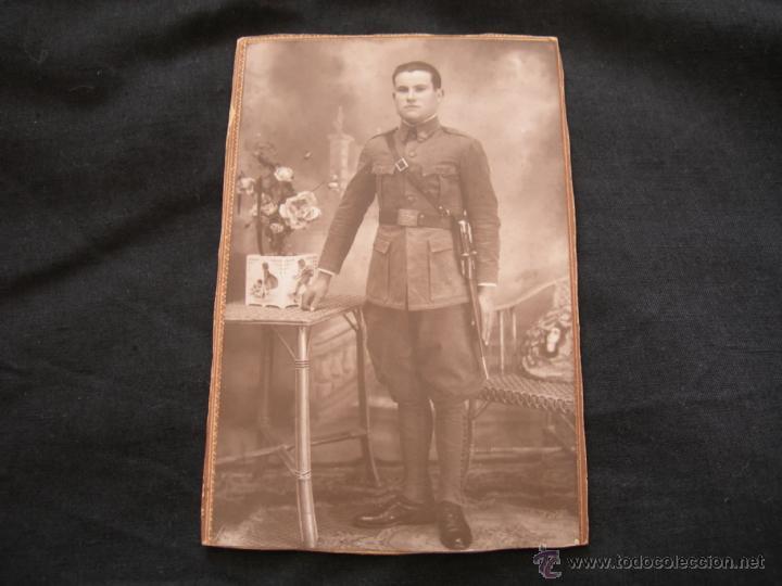 FOTOGRAFIA MILITAR EPOCA ALFONSO XIII (Militar - Fotografía Militar - Otros)