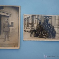 Militaria: FOTOGRAFÍAS MILITARES GUERRA CIVIL SAN SEBASTIÁN 1937. Lote 39390857