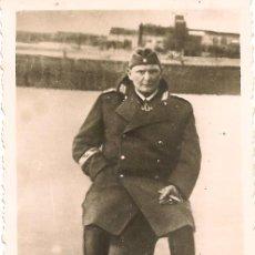 Militaria: HERMANN GÖRING - FOTO ORIGINAL ARRANCADA DE UN ÁLBUM. Lote 39634263
