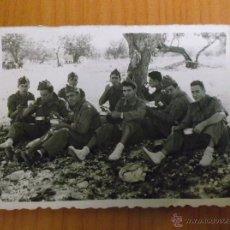 Militaria: FOTOGRAFÍA GUERRA CIVIL.. Lote 39775467
