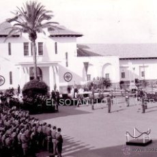 Militaria: FOTOGRAFIA MILITAR - AVIACIÓN - ACTO MILITAR. Lote 39800693