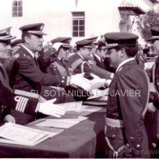 Militaria: FOTOGRAFIA MILITAR - AVIACIÓN - ACTO MILITAR. Lote 39800726