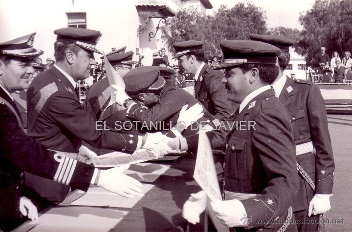 FOTOGRAFIA MILITAR - AVIACIÓN - ACTO MILITAR (Militar - Fotografía Militar - Otros)