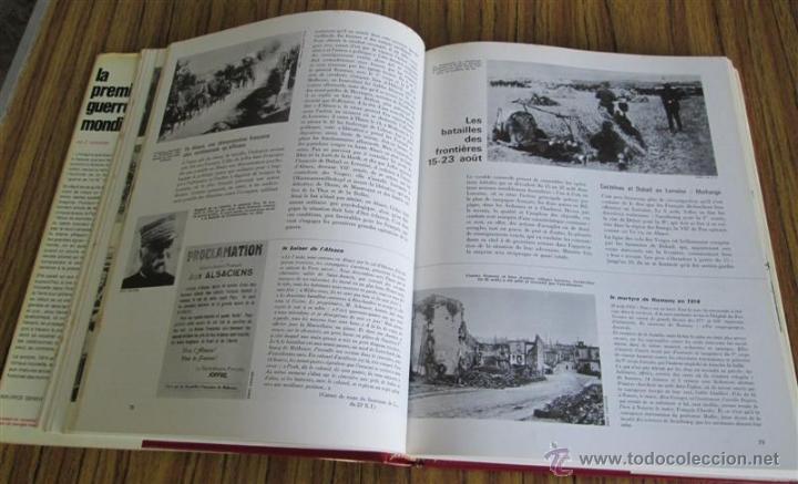 Militaria: 2 tomos - la premiere guerre mondiale -- 1-de Sarajevo a Verdum 2-de Verdun a Rethondes - Foto 6 - 39906697