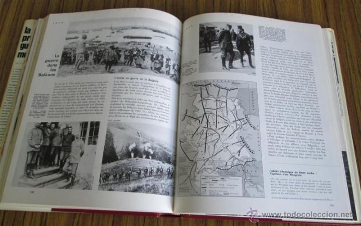 Militaria: 2 tomos - la premiere guerre mondiale -- 1-de Sarajevo a Verdum 2-de Verdun a Rethondes - Foto 7 - 39906697