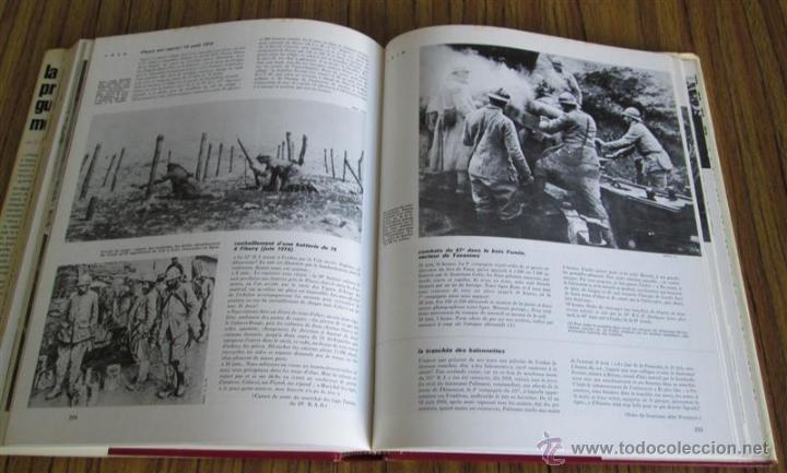 Militaria: 2 tomos - la premiere guerre mondiale -- 1-de Sarajevo a Verdum 2-de Verdun a Rethondes - Foto 8 - 39906697