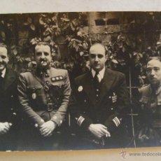 Militaria: GUERRA CIVIL: CORONEL ESTAMPILLADO DE INGENIEROS , OFICIAL MARINA , ESTADO MAYOR , ETC .... Lote 39940543