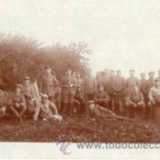 Militaria: FOTOGRAFIA DE LA Iº GERRA MUNDIAL. Lote 40185231
