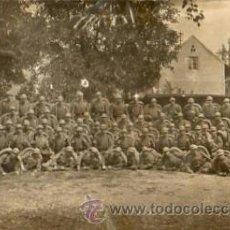 Militaria: FOTOGRAFIA DE LA Iº GERRA MUNDIAL. Lote 40185271