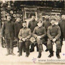 Militaria: FOTOGRAFIA DE LA Iº GERRA MUNDIAL. Lote 40185366
