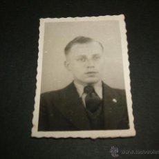 Militaria: TOLEDO 1937 RETRATO SOLDADO LEGION CONDOR RALF GERHARDT FECHADO EL 23 DE MARZO DE 1937. Lote 40157914