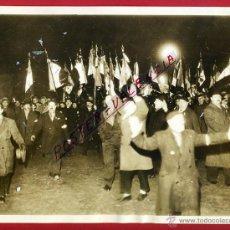 Militaria: FOTOGRAFIA, FOTO ESTA MANIFESTACION PARIS 6 FÉVRIER 1934 , FRANCIA , ORIGINAL, F708. Lote 40235876