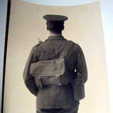 Militaria: FOTO PERTENECIENTE SEGURAMENTE A CATALOGO DE MATERIAL PARA UNIFORMES - POSIBLEMENTE INGLES - MUY BU. Lote 38239461