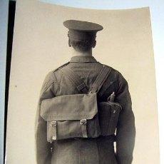 Militaria: FOTO PERTENECIENTE SEGURAMENTE A CATALOGO DE MATERIAL PARA UNIFORMES - POSIBLEMENTE INGLES - MUY BU. Lote 38239462