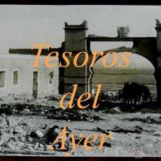 Militaria: ANTIGUA FOTO POSTAL DEL MONTE ARRUIT - CAMPAÑA DEL RIF 1921- CADAVERES ESPAÑOLES, GUERRA DE MARRUECO. Lote 38286286