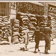Militaria: 1937 - GUERRA CIVIL - FOTO PRENSA ORIGINAL - MADRID BOMBARDEO - RARO. Lote 40287967