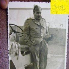Militaria: FOTOGRAFÍA MILITAR. ÁFRICA. OFICIAL. C1959. Lote 39943521