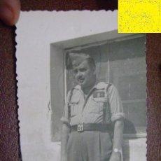 Militaria: FOTOGRAFÍA MILITAR. ÁFRICA. OFICIAL. C1959. Lote 39943678