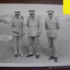 Militaria: FOTOGRAFÍA MILITAR. ÁFRICA. OFICIALES. C1959. Lote 39943692
