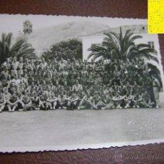 Militaria: FOTOGRAFÍA MILITAR. ÁFRICA. TROPA. C1959. Lote 39943882