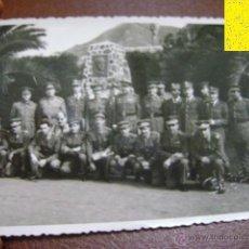 Militaria: FOTOGRAFÍA MILITAR. ÁFRICA. OFICIALES. C1959. Lote 39943893