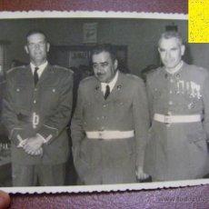 Militaria: FOTOGRAFÍA MILITAR. ÁFRICA. OFICIALES. C1959. Lote 39943922