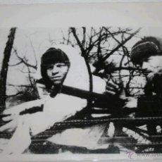 Militaria: RADIOFOTO DE LA II GUERRA MUNDIAL - GUERRILLEROS RUSOS -1942. Lote 40501073