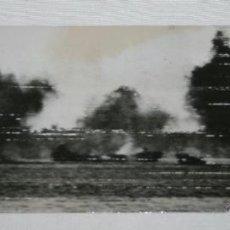 Militaria: DESEMBARCO DE AMERICANOS EN ARAWE - ATAQUE JAPONES - RADIOFOTO DE LA II GUERRA MUNDIAL. Lote 40513709