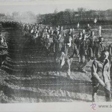 Militaria: ALEMANES HECHOS PRISIONEROS POR EJERCITO RUSO EN KHARKOV - RADIOFOTO DE LA II GUERRA MUNDIAL. Lote 40518850
