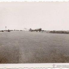 Militaria: AVIONES EN EL AEROPUERTO DE ROCHESTER - VERANO DE 1941 - FOTOGRAFIA II GUERRA MUNDIAL. Lote 40715552