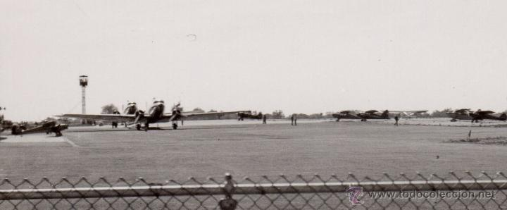 Militaria: AVIONES EN EL AEROPUERTO DE ROCHESTER 2ª - VERANO DE 1941 - FOTOGRAFIA II GUERRA MUNDIAL - Foto 2 - 40715668