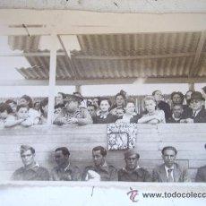 Militaria: GUERRA CIVIL: MILITARES Y FUERZAS VIVAS EN LOS TOROS. SEVILLA, 1939.. Lote 40748882