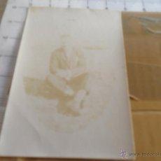 Militaria: FOTO GUERRA DE RIF MARRUECOS 1923. Lote 40864685