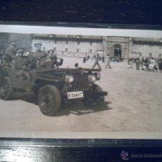 Militaria: SANTIAGO DE COMPOSTELA, PLAZA DEL OBRADOIRO - MILITARES. Lote 41037666
