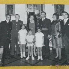 Militaria: CORONEL PILOTO EJERCITO AIRE ESPAÑOL, EPOCA FRANCO,CON FAMILIAR, ROKISKI, PASADOR MEDALLA. Lote 41247915