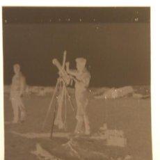 Militaria - AVILA AERODROMO SOLDADO LEGION CONDOR DEFENSA ANTIAEREA NEGATIVO ORIGINAL GUERRA CIVIL - 41269541